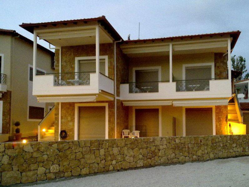 Kuća Dioskuri