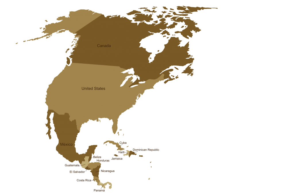 Severna Amerika