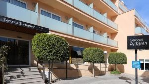 hotel-sercotel-zurbaran